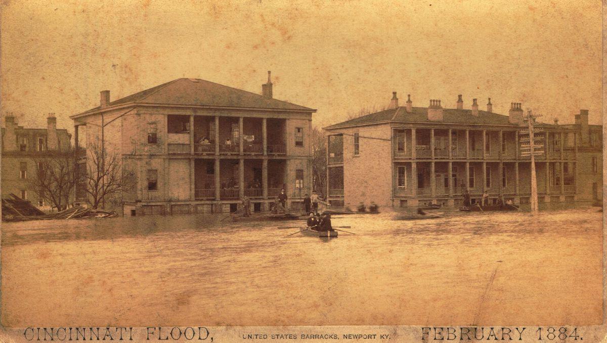 Kentucky >> Newport Barracks, Newport, Kentucky
