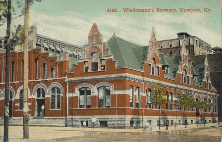Wiedemann S Brewery 1913 Newport Kentucky